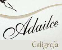 Caligrafia Adailce