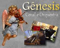 Gênesis - coral e orquestra