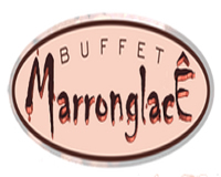 Buffet Marron Glacê