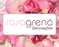 Rosa Gren� Decora��es