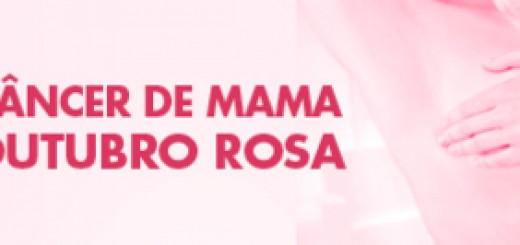 Outrubro Rosa contra o cancer de mama