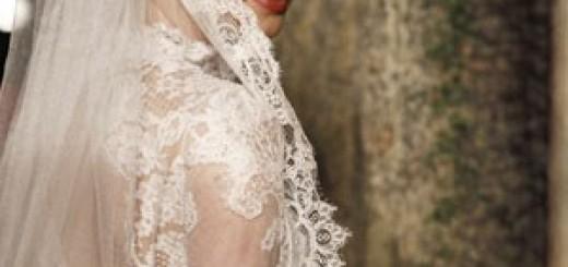 Vestido de noiva de Nicole