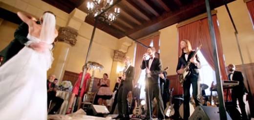 Maroon 5 invade casamentos