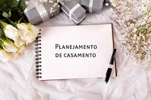 O planejamento do casamento