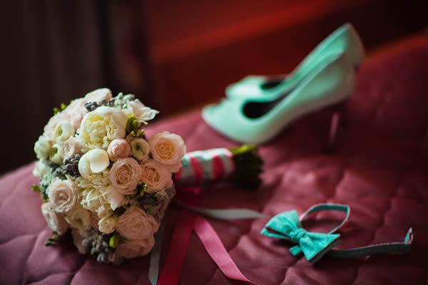 Os Acessórios da Noiva