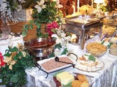 Cardápios de Almoço para Casamento