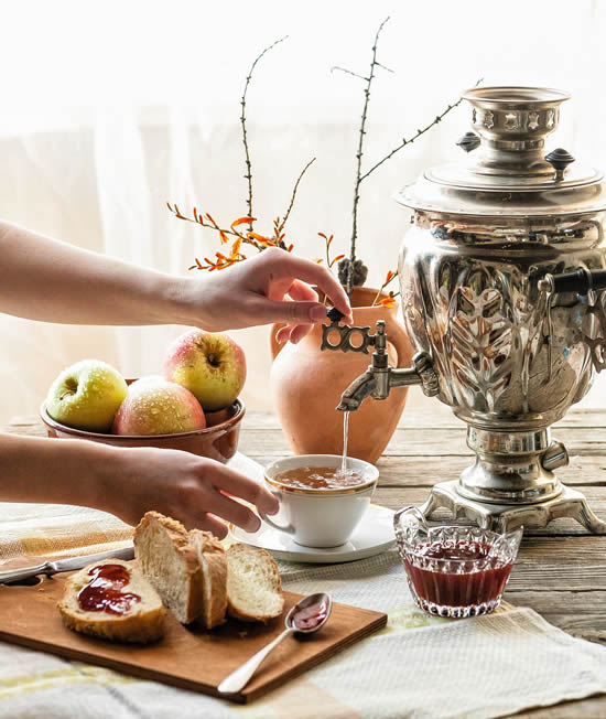 Lista de Chá de Cozinha para Noiva