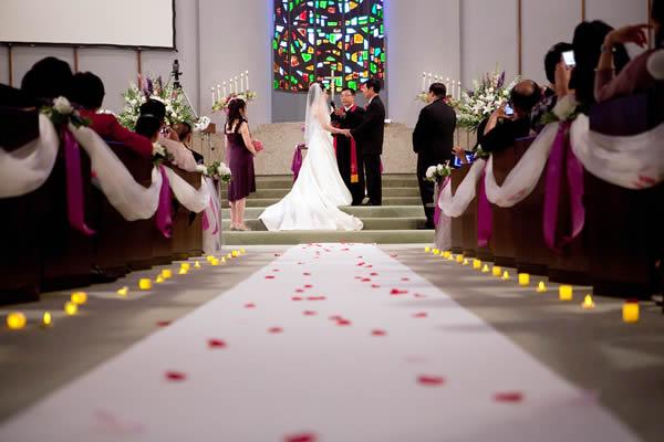 Cerim�nia Religiosa - Casamento na Igreja