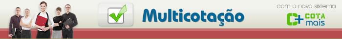 Orçamentos com Multicotação
