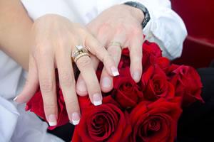 Alianças e Joias do Casamento