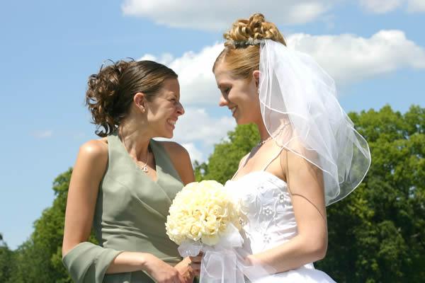 As Atribuições da Bridesmaid ou Demoiselle