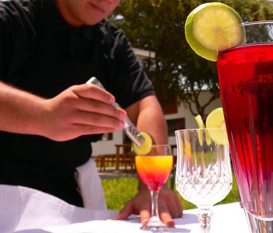 Bebidas sem álcool para casamento