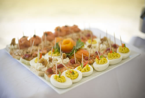 Buffet Alternativo de Casamento