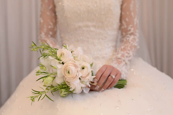O Buquê de Noiva Ideal para Cada Tipo de Vestido