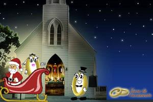 Cartão de Natal Animado 2006