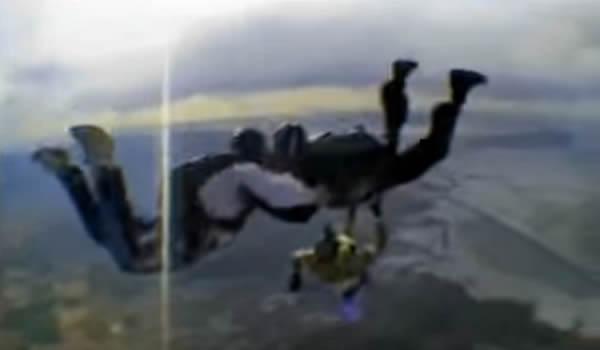 Casamentos Radicais: Saltando de Paraquedas