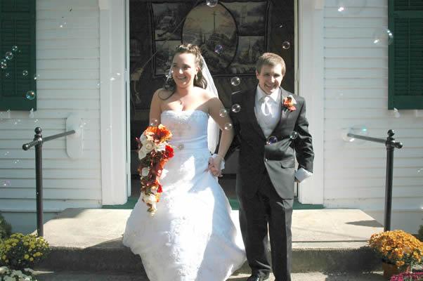Casamento diferente e econômico