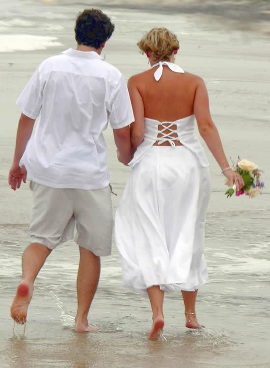 Casamentos Diferentes na Praia