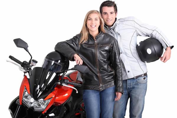 Casamento em Moto Clube