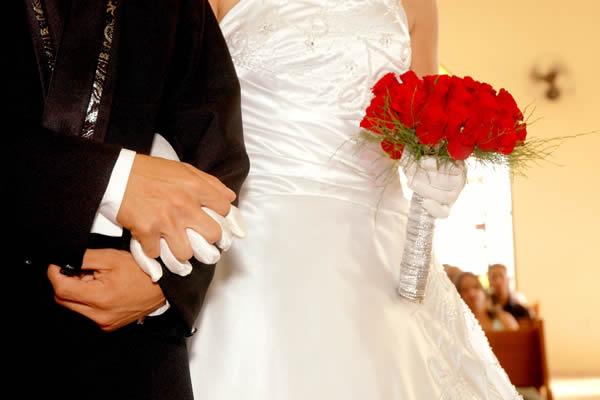 Casando na Igreja
