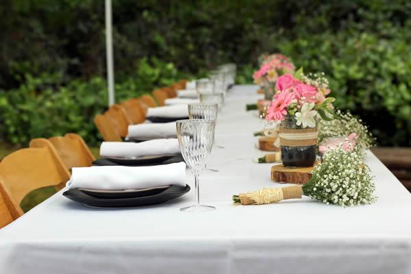 9 Dicas para Organizar um Casamento Simples