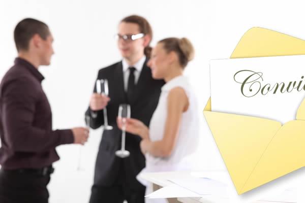É Preciso Enviar Convites de Casamento Individuais?