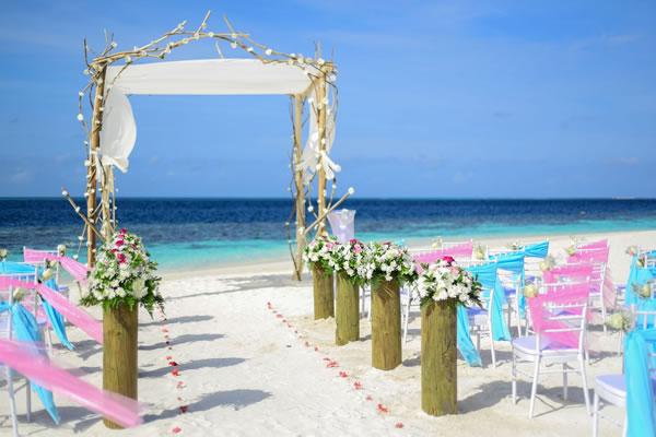 Espaços para Casamento ao Ar Livre