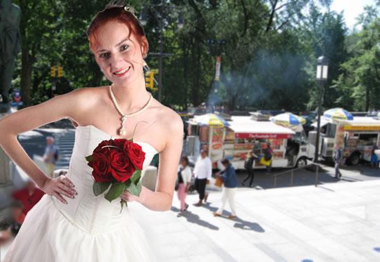 Food Trucks em casamento