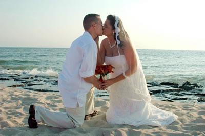 Sete Dicas para Fotos de Casamento na Praia