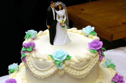 Encomendar bolos e doces para casamento