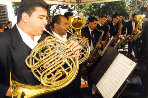 Contratar coral e orquestra para cerimonia de casamento