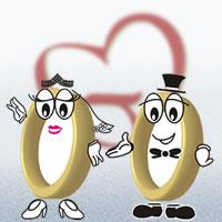 Guia de Casamento: Mascotes