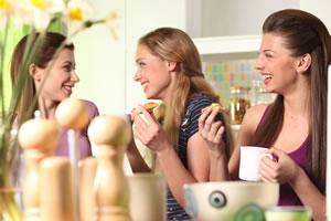 Chá de Cozinha e Chá Bar
