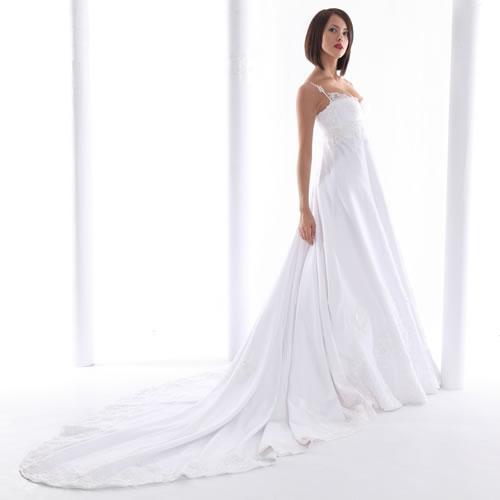 Tendências  para vestidos de casamento