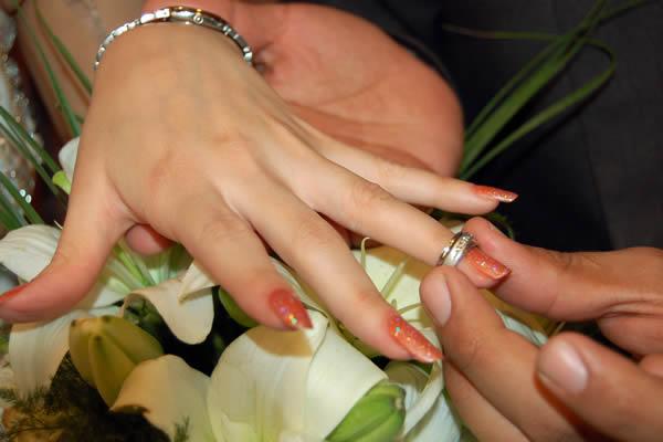 A Origem da Aliança de Casamento