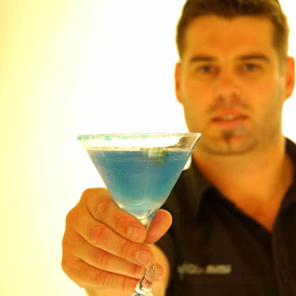 O Barman e Outros Profissionais do Bar do Casamento
