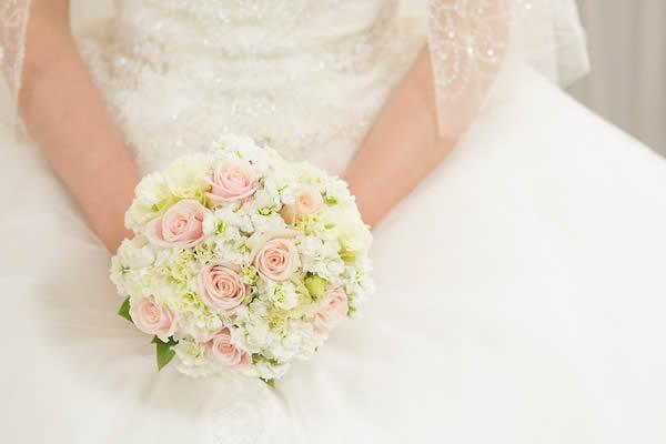 O  Buquê (ou Bouquet) de Noiva