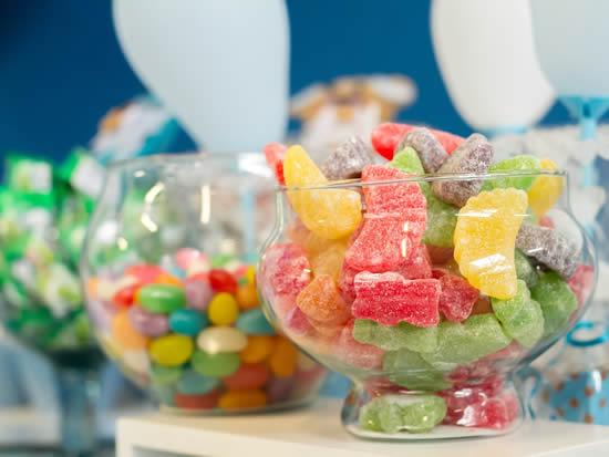 Candy Buffet de Casamento
