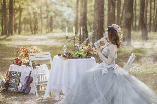 Horário do Casamento: Manhã