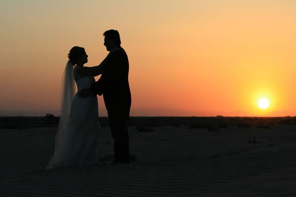 Horário do Casamento: Tarde