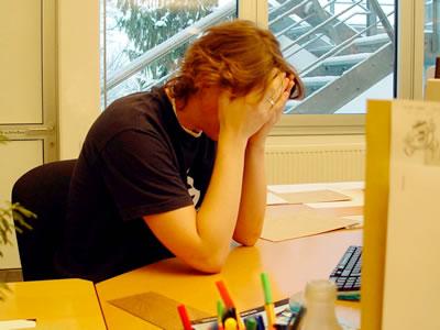 Driblando o estresse em 9 palavras