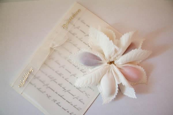 O Convite de Casamento