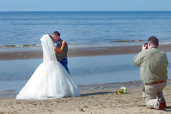 Fotojornalismo no Casamento