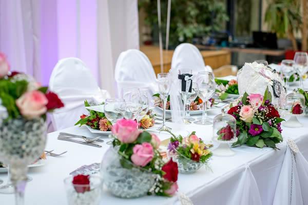 Locação de Material para Casamentos e Festas