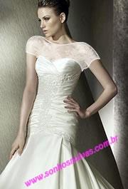 Especial Vestido de Noiva: Mangas