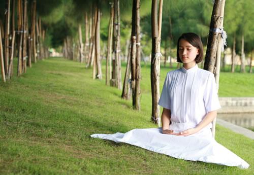 Meditação para a saúde