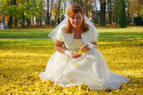 Casamento no Outono: Decoração