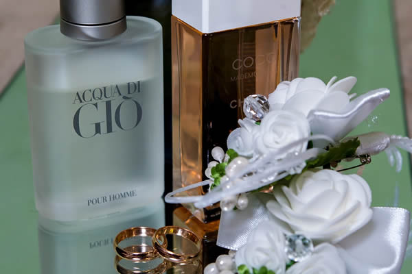 O Perfume de Noiva