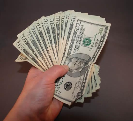 Presente em Dinheiro?