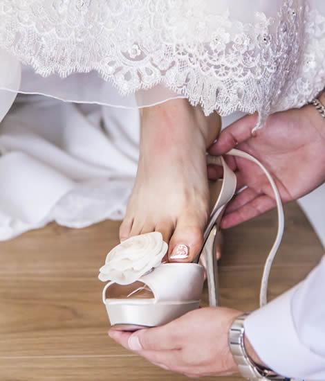 O Sapato de Noiva